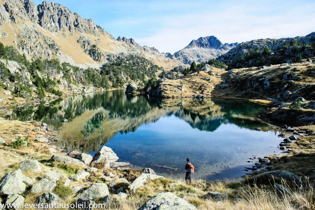 Lac Long de Colomers